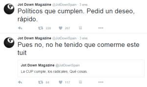 JotDownSpain Twitter